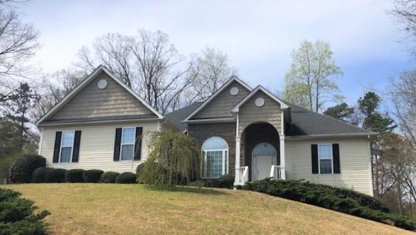 94 Oak Creek Way, Dawsonville, GA 30534 (MLS #6527921) :: RE/MAX Paramount Properties