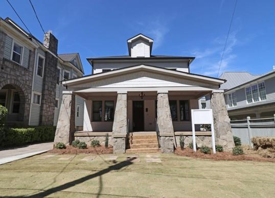 1392 Piedmont Avenue, Atlanta, GA 30309 (MLS #6527983) :: Iconic Living Real Estate Professionals