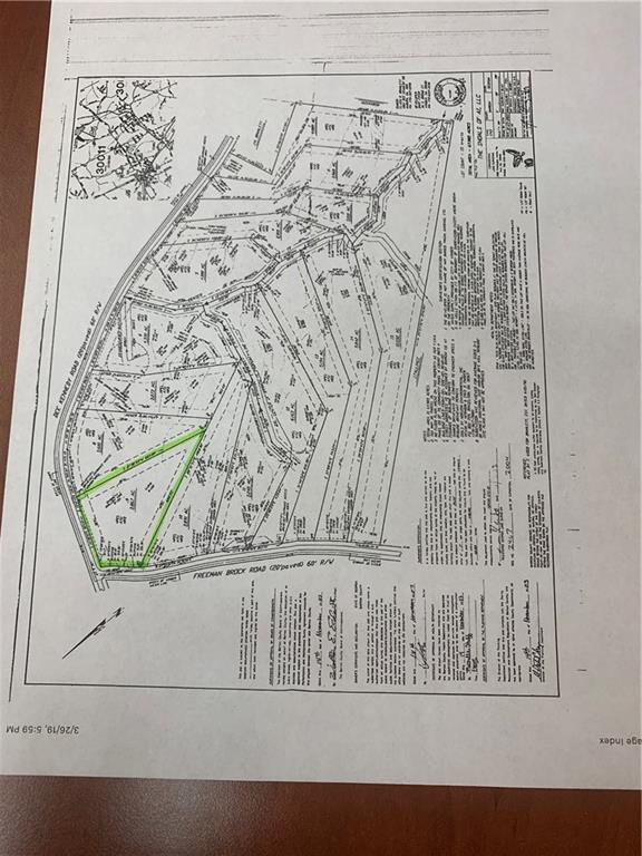 0000 Dee Kennedy Road, Auburn, GA 30011 (MLS #6528461) :: Iconic Living Real Estate Professionals