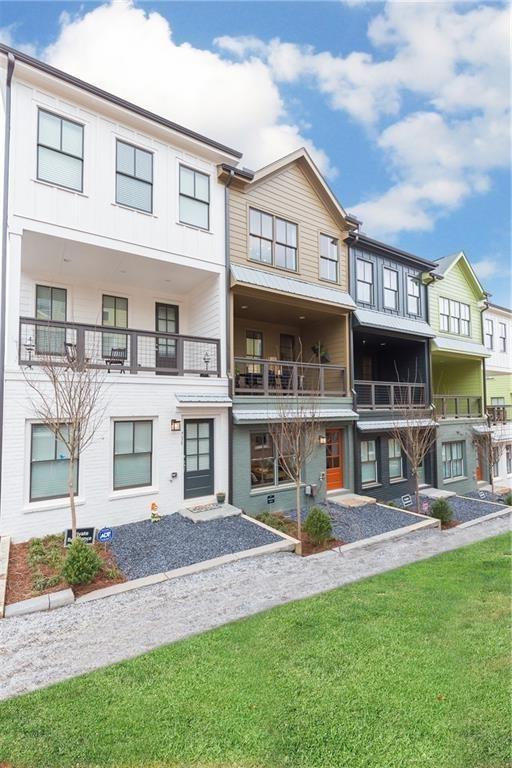 765 Aerial Way #58, Atlanta, GA 30312 (MLS #6530081) :: Iconic Living Real Estate Professionals