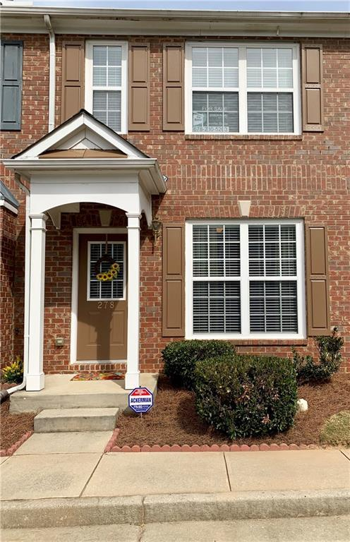278 Paden Cove Trail, Lawrenceville, GA 30044 (MLS #6530568) :: Iconic Living Real Estate Professionals