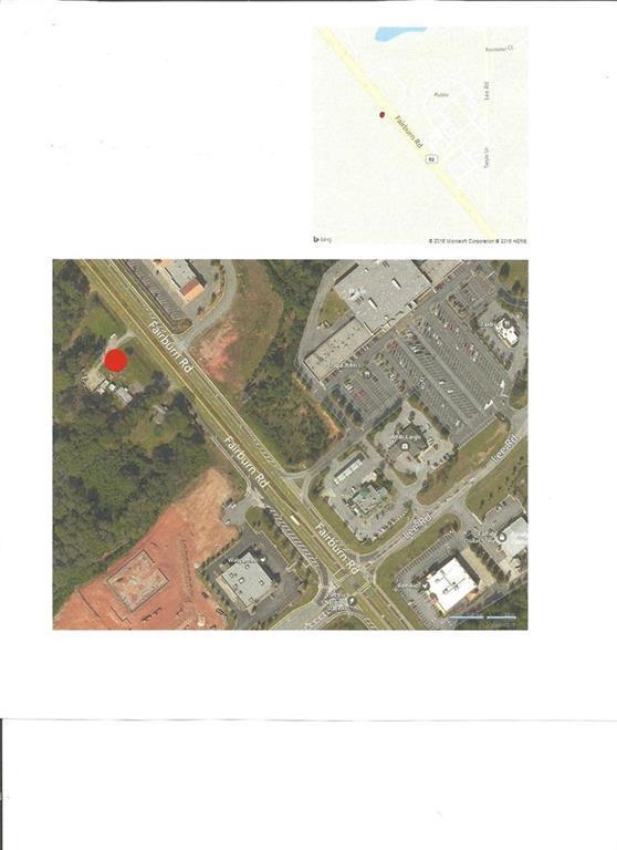 2613 Hwy 92 - Fairburn Road, Douglasville, GA 30135 (MLS #6530585) :: The Zac Team @ RE/MAX Metro Atlanta
