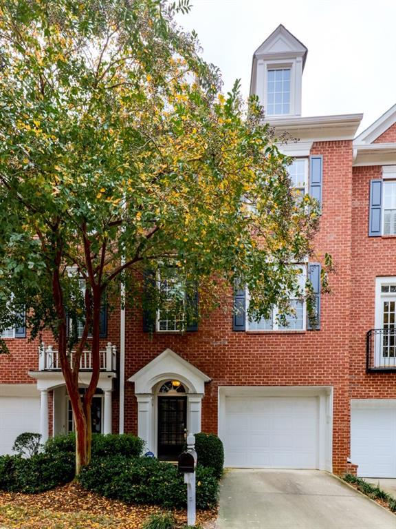 1503 Waters Edge Trail, Roswell, GA 30075 (MLS #6533859) :: Iconic Living Real Estate Professionals