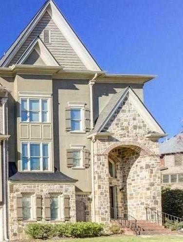 1952 Saxon Valley Circle NE, Brookhaven, GA 30319 (MLS #6534495) :: Iconic Living Real Estate Professionals