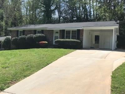 2612 Rolling View Drive, Smyrna, GA 30080 (MLS #6535828) :: Kennesaw Life Real Estate