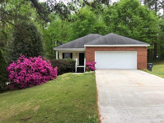 1156 Granite Lane, Loganville, GA 30052 (MLS #6536722) :: Iconic Living Real Estate Professionals