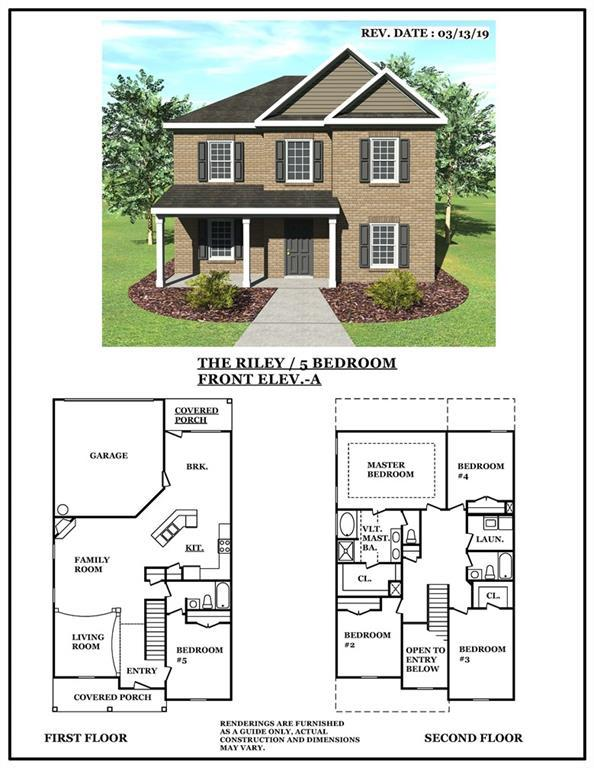421 Townsend Bend, Stockbridge, GA 30281 (MLS #6536974) :: North Atlanta Home Team