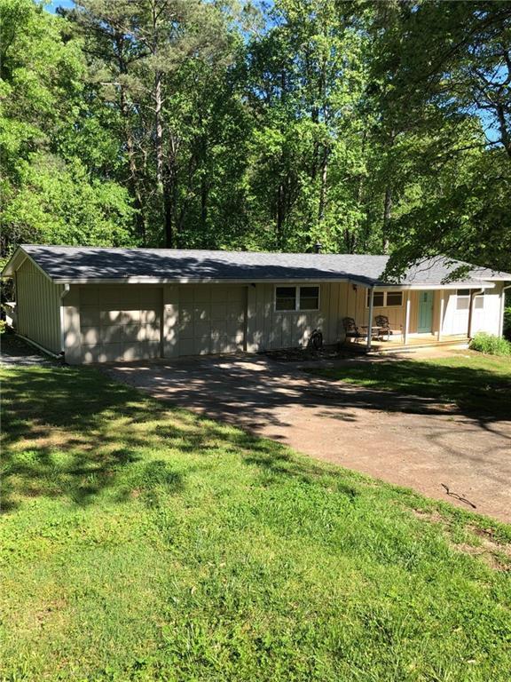 128 Robinhood Drive, Woodstock, GA 30188 (MLS #6538340) :: Kennesaw Life Real Estate