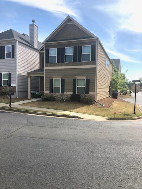 496 Georgia Way, Woodstock, GA 30188 (MLS #6538616) :: North Atlanta Home Team