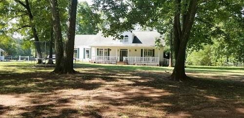 287 Mud Bridge Road, Fayetteville, GA 30215 (MLS #6538637) :: North Atlanta Home Team
