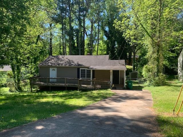 3556 Orchard Circle, Decatur, GA 30032 (MLS #6539432) :: North Atlanta Home Team