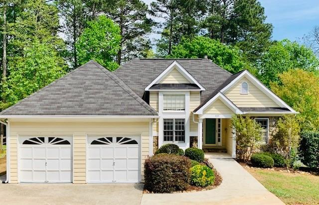 539 Brooksdale Drive, Woodstock, GA 30189 (MLS #6539514) :: Kennesaw Life Real Estate