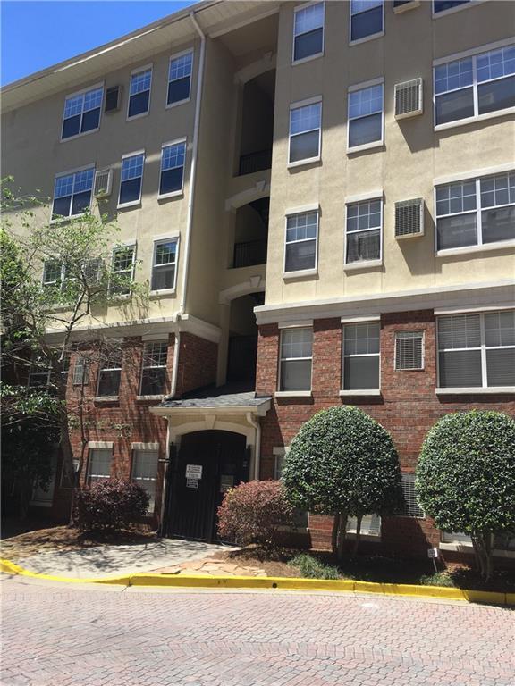 800 Peachtree Street NE #1219, Atlanta, GA 30308 (MLS #6539608) :: The Zac Team @ RE/MAX Metro Atlanta