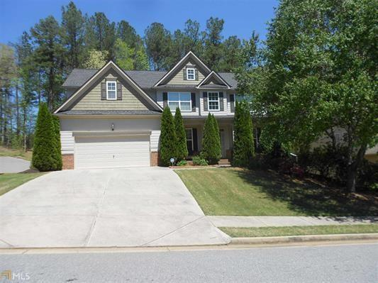 90 Rosemeade Way, Acworth, GA 30101 (MLS #6539956) :: The Realty Queen Team