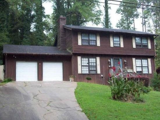 971 Willow Run, Stone Mountain, GA 30088 (MLS #6539963) :: RE/MAX Paramount Properties