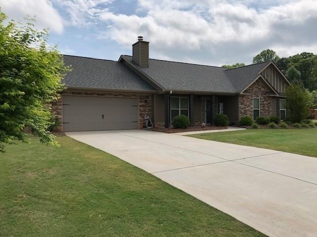 657 High Meadow Drive, Jefferson, GA 30549 (MLS #6540188) :: Iconic Living Real Estate Professionals