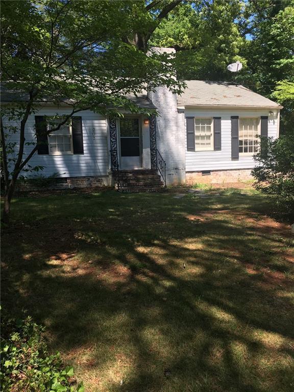 207 Gramling Street SE, Marietta, GA 30008 (MLS #6540423) :: Kennesaw Life Real Estate