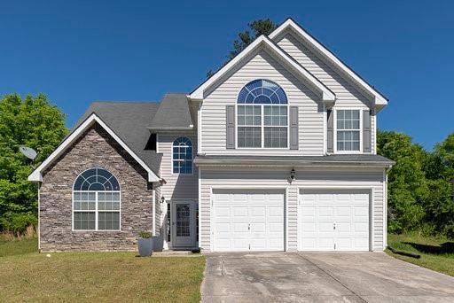 6952 Foxmoor Way, Douglasville, GA 30134 (MLS #6540446) :: The Hinsons - Mike Hinson & Harriet Hinson