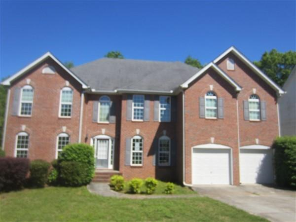 1075 Paper Creek Drive, Lawrenceville, GA 30046 (MLS #6540497) :: The Heyl Group at Keller Williams