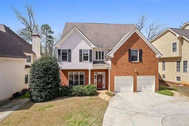 3048 Lanier Drive, Brookhaven, GA 30319 (MLS #6541000) :: Iconic Living Real Estate Professionals