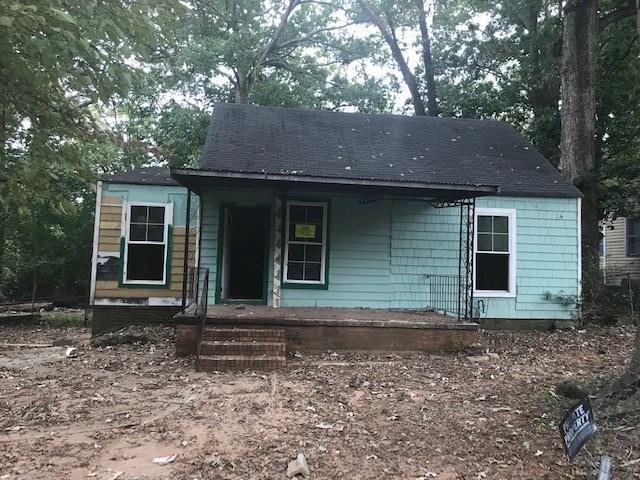 1122 Oak Knoll Terrace SE, Atlanta, GA 30315 (MLS #6544007) :: RE/MAX Paramount Properties