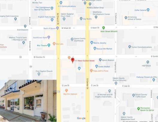 111 W Gordon Street, Thomaston, GA 30286 (MLS #6544531) :: RE/MAX Paramount Properties