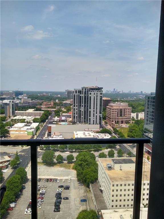 1280 W Peachtree Street NW #3201, Atlanta, GA 30309 (MLS #6544656) :: RE/MAX Paramount Properties