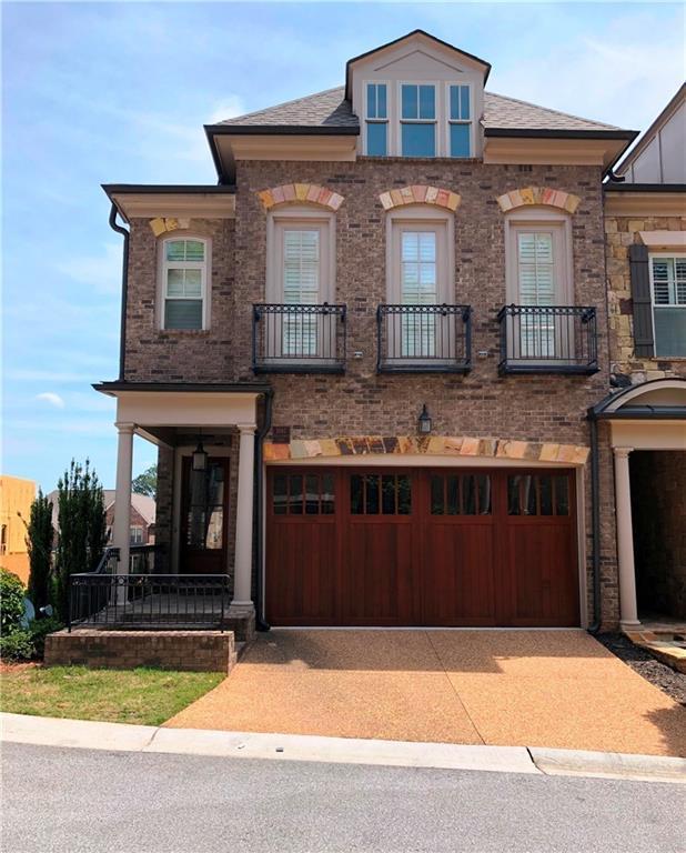 3887 Paces Lookout Drive SE #16, Atlanta, GA 30339 (MLS #6545016) :: Iconic Living Real Estate Professionals
