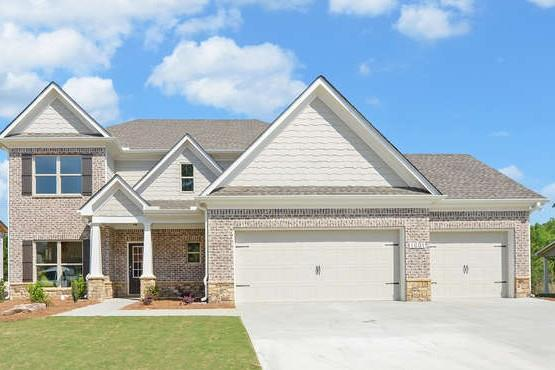 1601 Cobblefield Circle, Dacula, GA 30019 (MLS #6545292) :: The Stadler Group