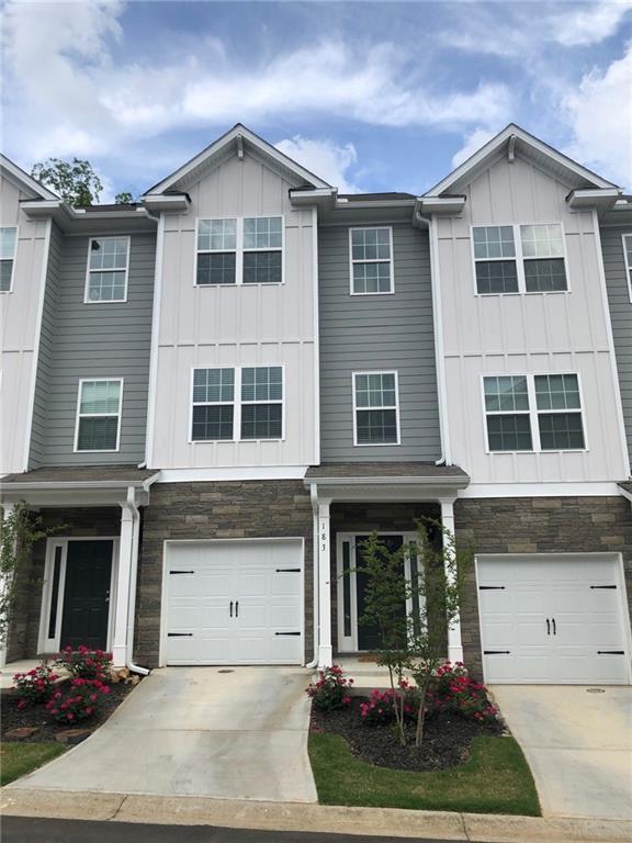 183 Plaza Park Walk, Kennesaw, GA 30144 (MLS #6545913) :: Kennesaw Life Real Estate