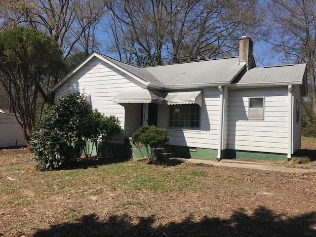 640 North Avenue, Forest Park, GA 30297 (MLS #6547657) :: The Zac Team @ RE/MAX Metro Atlanta