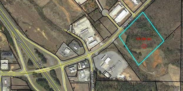 0 Hwy 140 E, Adairsville, GA 30103 (MLS #6547956) :: Hollingsworth & Company Real Estate