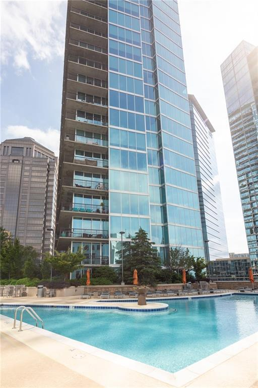 1080 Peachtree Street NE #1902, Atlanta, GA 30309 (MLS #6548289) :: The Zac Team @ RE/MAX Metro Atlanta