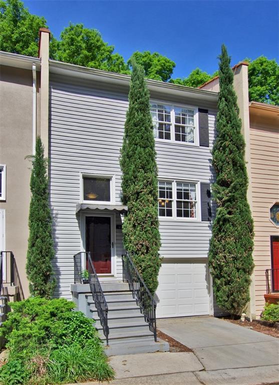 222 Forkner Drive #16, Decatur, GA 30030 (MLS #6548707) :: Iconic Living Real Estate Professionals