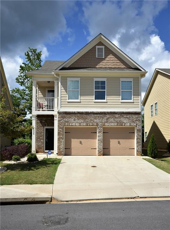 4056 Elsdon Drive, Austell, GA 30106 (MLS #6549020) :: North Atlanta Home Team