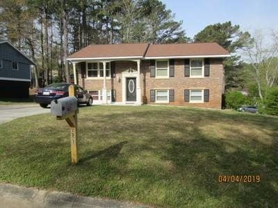 1377 Bronze Leaf Court, Stone Mountain, GA 30083 (MLS #6549034) :: The Zac Team @ RE/MAX Metro Atlanta