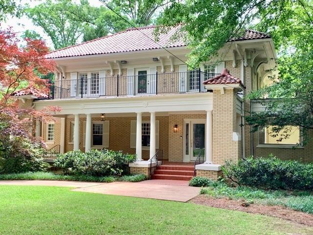 871 Springdale Road NE, Atlanta, GA 30306 (MLS #6549843) :: RE/MAX Paramount Properties