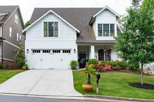 1045 Devine Circle NE, Brookhaven, GA 30319 (MLS #6550265) :: Hollingsworth & Company Real Estate
