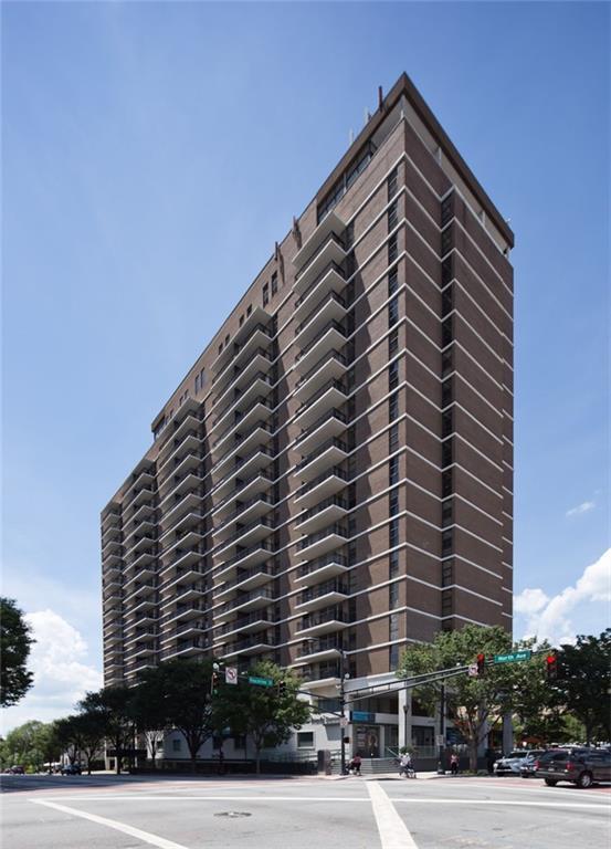 620 Peachtree Street NE #1116, Atlanta, GA 30308 (MLS #6550320) :: RE/MAX Paramount Properties