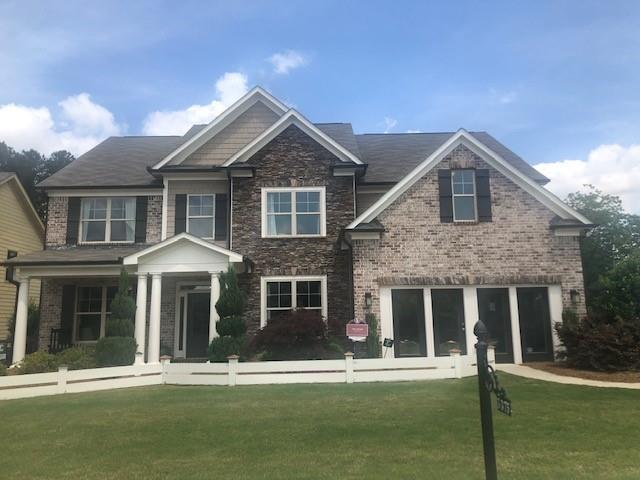 3375 Reed Mill Drive, Buford, GA 30519 (MLS #6551303) :: RE/MAX Paramount Properties