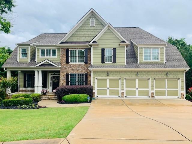 612 Blackwater Ridge, Canton, GA 30114 (MLS #6551822) :: Iconic Living Real Estate Professionals