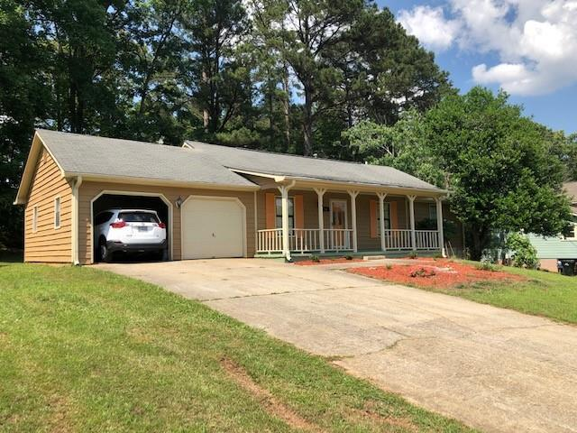30 Rivercrest Drive, Riverdale, GA 30274 (MLS #6551824) :: The Zac Team @ RE/MAX Metro Atlanta