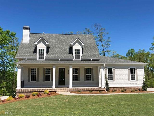 0 North Cove Drive, Newnan, GA 30263 (MLS #6552688) :: The Zac Team @ RE/MAX Metro Atlanta