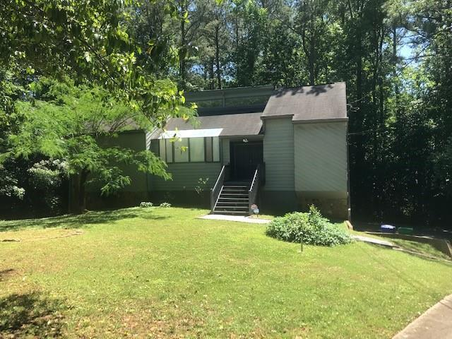 1484 Cedar Heights Drive, Stone Mountain, GA 30083 (MLS #6553112) :: RE/MAX Paramount Properties