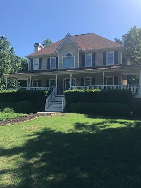 153 Somerset Lane, Douglasville, GA 30134 (MLS #6553569) :: The Zac Team @ RE/MAX Metro Atlanta