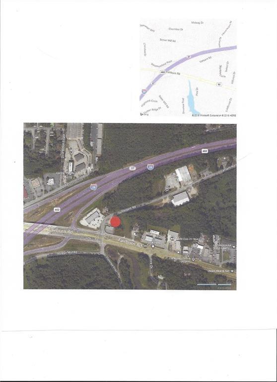 5383 Hwy 92 - Fairburn Road, Douglasville, GA 30135 (MLS #6553974) :: The Zac Team @ RE/MAX Metro Atlanta
