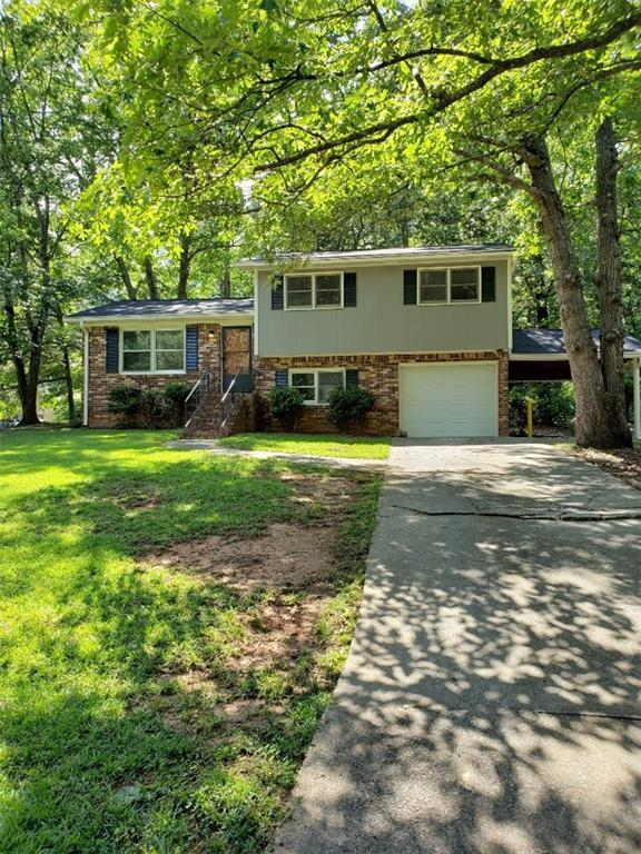 4214 Chickasaw Trail, Douglasville, GA 30135 (MLS #6554027) :: The Zac Team @ RE/MAX Metro Atlanta