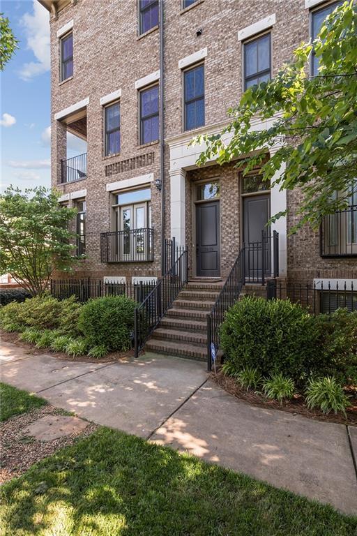 3639 Habersham Road, Atlanta, GA 30305 (MLS #6555222) :: RE/MAX Paramount Properties