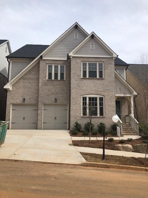 460 Baroque Drive, Alpharetta, GA 30009 (MLS #6555275) :: RE/MAX Paramount Properties
