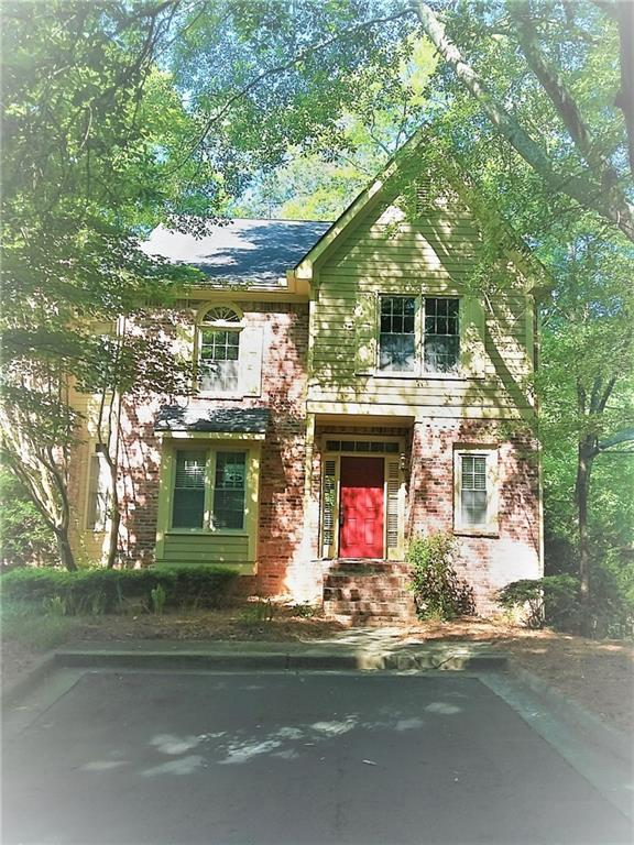 100 River Ridge Lane #100, Roswell, GA 30075 (MLS #6555346) :: Kennesaw Life Real Estate